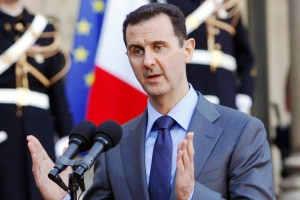 Syrian President Bashar al-Assad Photo: AP